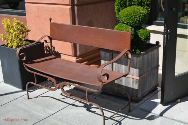 Metal-Bench