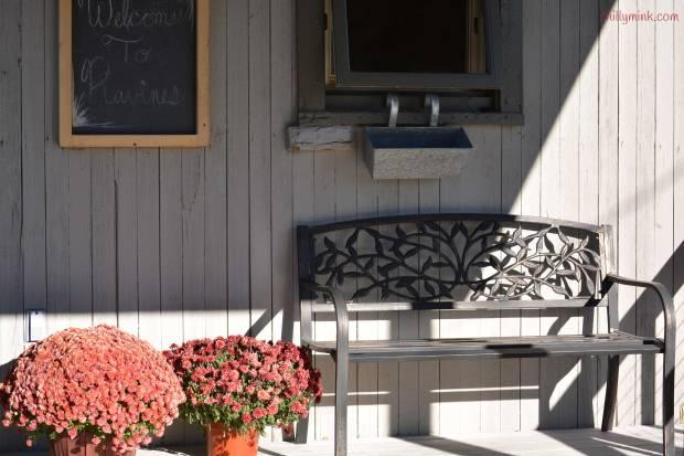 Flower-Bench