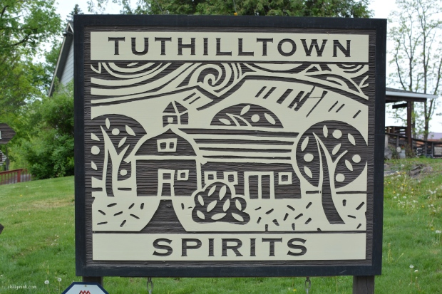 Tuthilltown Sign