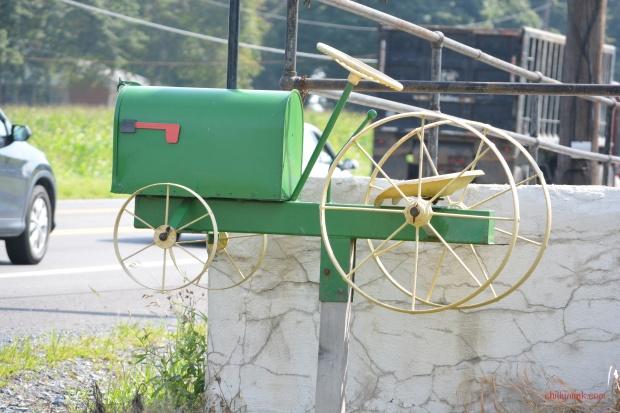 CM tractor