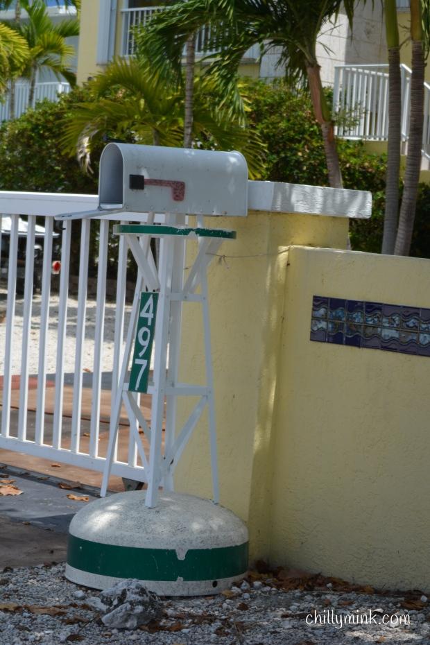 CM buouy mailbox