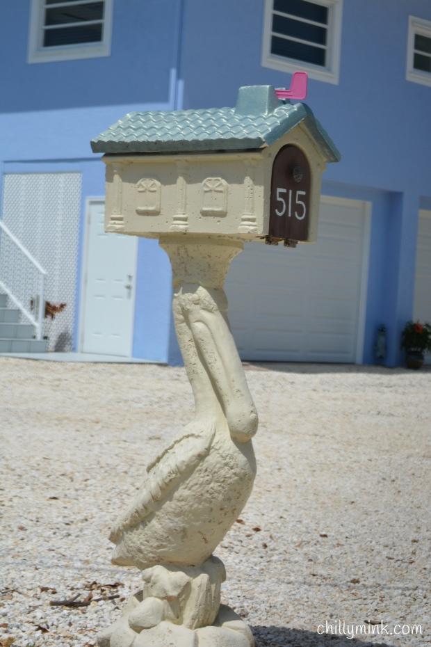 CM pelican mailbox