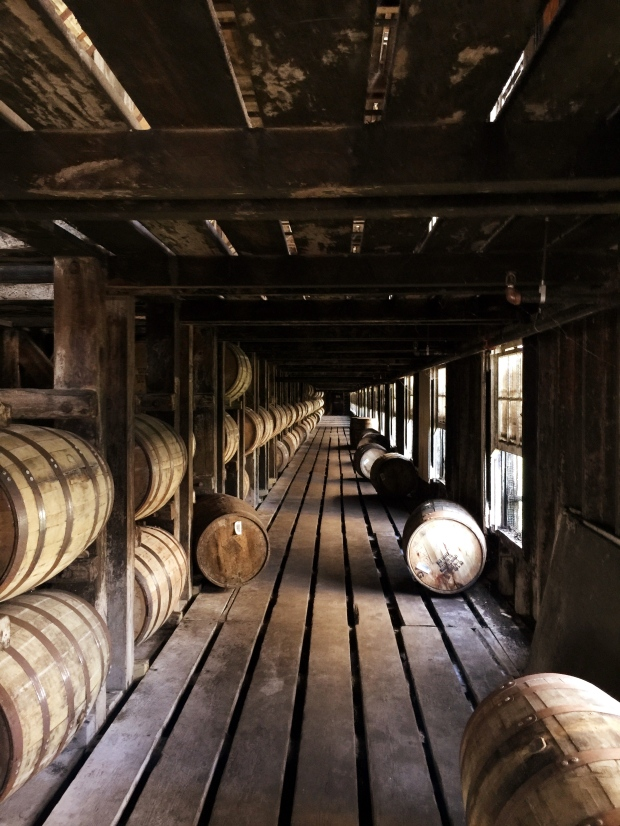 Barrels of Bourbon <a href=